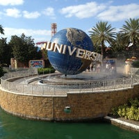 Photo taken at Universal CityWalk by Jerry R. on 1/1/2013