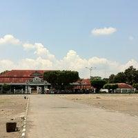 Photo taken at Alun - Alun Lor by Dimas Sasongko L. on 2/11/2013