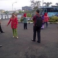Photo taken at Samsat Bandung Tengah by Olivia O. on 12/27/2012