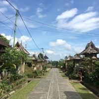 Photo taken at Desa Adat Tradisional Penglipuran (Balinese Traditional Village) by maria c. on 7/8/2016