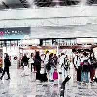 Photo taken at Macau International Airport (MFM) by Yuttana Y. on 3/1/2013