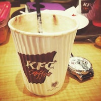 Photo taken at KFC / KFC Coffee by Pyt B. on 3/10/2016