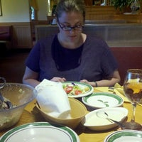 Photo taken at Olive Garden by Sharon B. on 11/23/2012