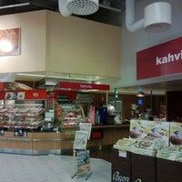 Photo taken at K-Citymarketin kahvila by Kimmo A. on 8/2/2013