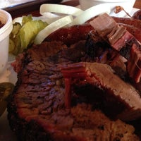 Photo taken at Louie Mueller Barbecue by ChiefHava on 1/23/2013