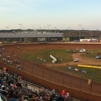 The Dirt Track At Charlotte Motor Speedway Charlotte