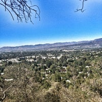 Photo taken at Fryman Canyon by Alessandro Ϯ ₪ AP ₪ Ϯ P. on 8/23/2013