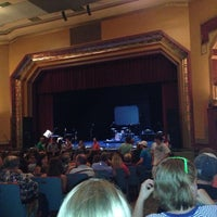 Photo taken at The Paramount Center for the Arts by Kelsey W. on 8/3/2014