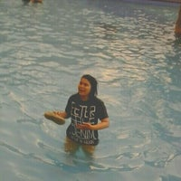 Photo taken at Suncity Waterpark by Amirotul K. on 4/4/2014
