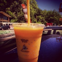 Photo taken at Caribou Coffee by Callie K. on 7/3/2013
