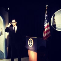 Photo taken at Madame Tussauds by Danial M. on 3/10/2013