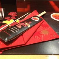 Photo taken at Sapporo Teppanyaki by Vicky K. on 12/30/2012