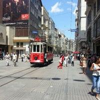 Photo taken at Taksim by Bülent D. on 7/16/2013