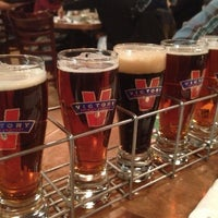 Photo taken at Victory Brewing Company by Amy K. on 11/17/2012