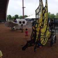 Photo taken at Browning Hangar by Brian M. on 4/27/2014
