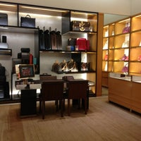 Photo taken at Louis Vuitton by Frans L. on 1/13/2013