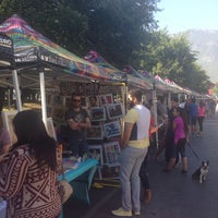Photo taken at Mercado de la Fregonería by Roberto A. on 5/4/2014