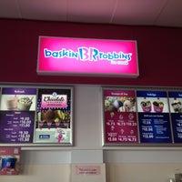 Photo taken at Baskin Robbins by Jeffrey H. on 11/19/2012
