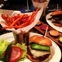 Photo taken at Burger Bar by P.J. C. on 5/20/2013
