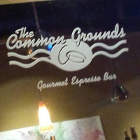 Photo taken at The Common Grounds by Josef C. on 5/25/2014