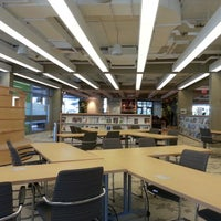 Photo taken at Gutman Library (HGSE) by Nick G. on 1/3/2013