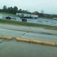 Photo taken at RTA Strongsville Park-N-Ride by David B. on 10/18/2012