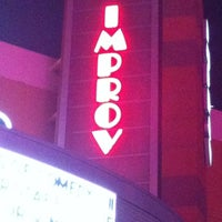 Photo taken at Improv Comedy Theater by Christopher M. on 12/15/2012