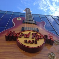 Photo taken at Hard Rock Cafe Las Vegas by Victoria C. on 12/29/2012