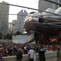 Photo taken at Chicago Jazz Festival by James K. on 9/1/2013