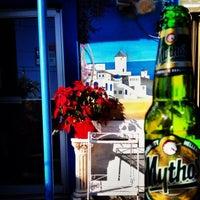 Photo taken at The Greek Corner by Adam G. on 2/9/2014