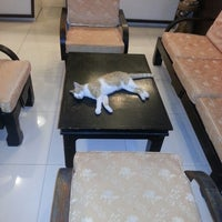 Photo taken at Patong Cottage Resort Phuket by Ya on 3/12/2014