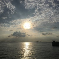 Photo taken at Governors Island - Pier 101 by Crystal Z. on 9/18/2016