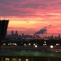 Photo taken at Philadelphia International Airport (PHL) by Jamison R. on 7/8/2013