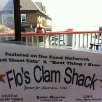 Photo taken at Flo's Clam Shack by Dawn on 7/15/2013