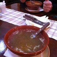 Photo taken at Matias Borozó by Beata B. on 12/15/2012