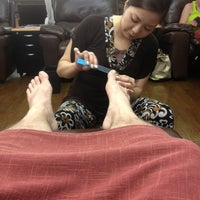 Photo taken at cocok nail salon by Michael T C. on 5/22/2013