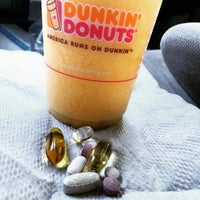 Photo taken at Dunkin Donuts by Javid G. on 7/25/2015