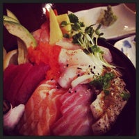 Photo taken at Tokai Sushi by Suzanne B. on 3/19/2013
