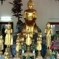 Photo taken at Wat Pho by GayAsiaTravel N. on 3/21/2013