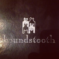 Photo taken at The Houndstooth Pub by Erick E. on 3/9/2013