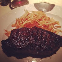 Photo taken at Park Steakhouse by Steph L. on 3/23/2014