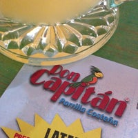 Photo taken at Don Capitán San Mateo by Jorge F. on 5/25/2013
