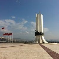 Photo taken at Karşıyaka by Neslihan ® on 12/1/2012