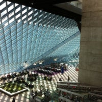 Photo taken at Seattle Central Library by DongHo N. on 6/22/2013