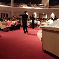 Photo taken at Christian Chapel Temple Of Faith by Roberta G. on 7/7/2013