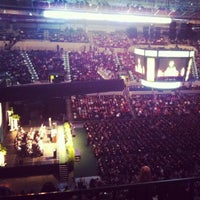 Photo taken at USF Sun Dome by Krystal G. on 12/15/2012