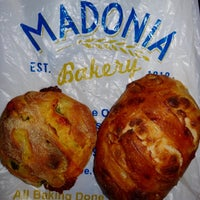Photo taken at Madonia Bakery by Gary T. on 12/30/2015