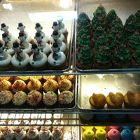 Photo taken at Supreme Bakery by Erica R. on 12/17/2012