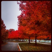 Photo taken at Olin College by gracie s. on 11/1/2013