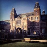 Photo taken at Rijksmuseum by Ekaterina on 5/1/2013